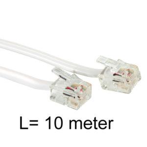 10 meter verbindingskabel